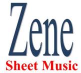 Zene Sheet Music